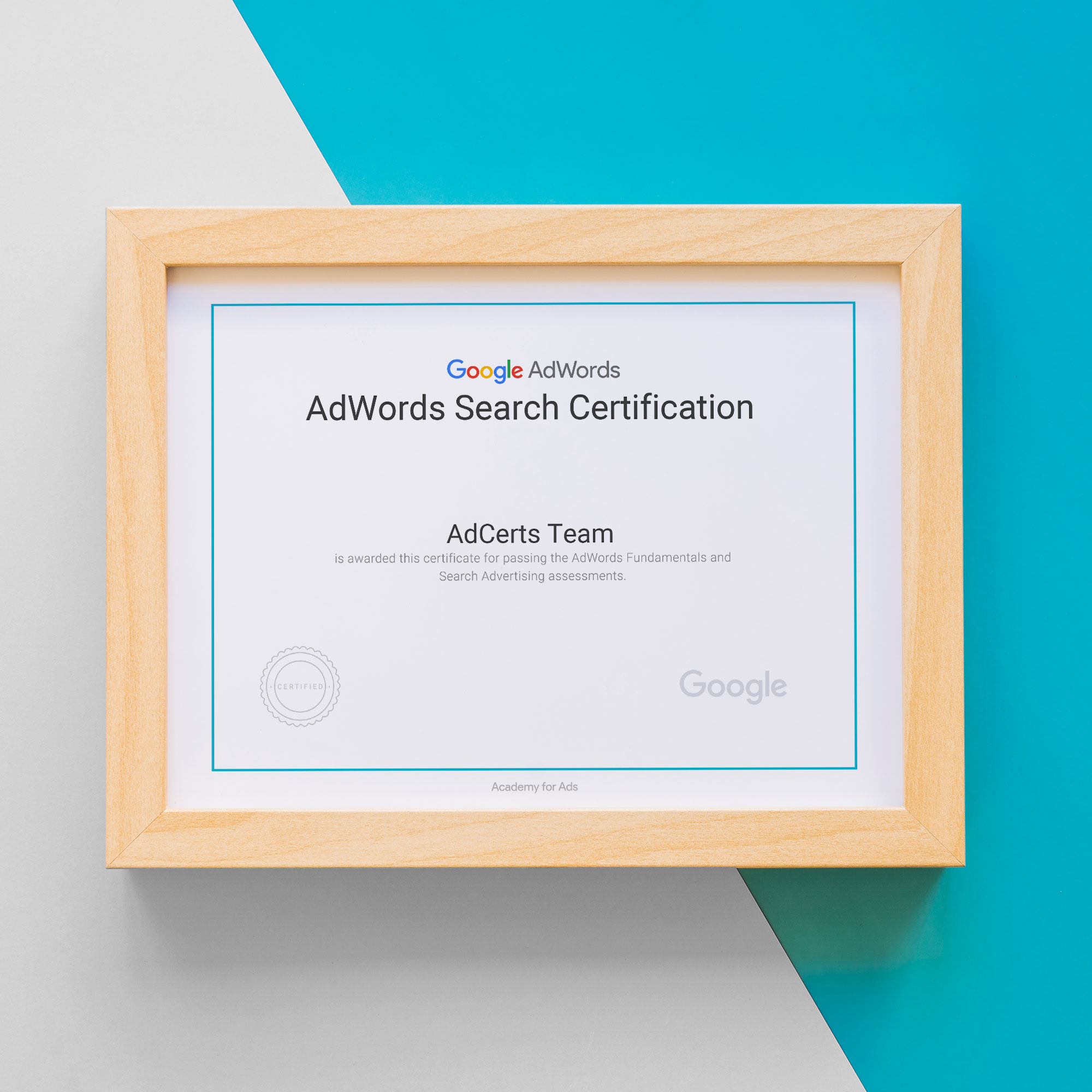 [100% CORRECT] Google Ads Search Advertising Certification ...