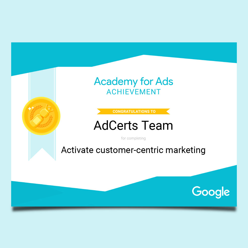 Activate Customer-Centric Marketing Assessment Guide