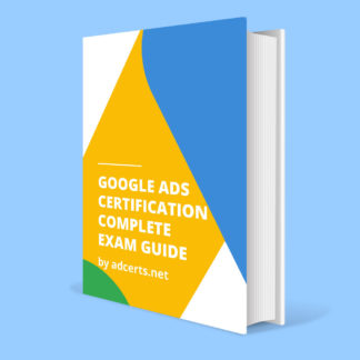 Bundle Complete Answers Pack 9 Google Ads Certifications Adcerts