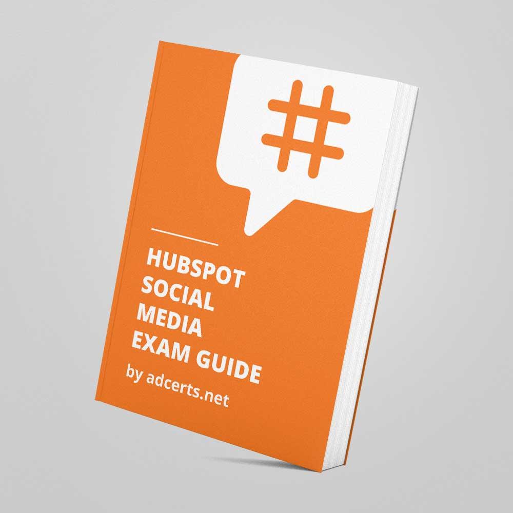 100 Pass Hubspot Social Media Certification Exam Answers Adcerts